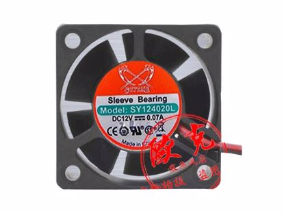 Picture of SCYTEH SY124020L Server-Square Fan SY124020L