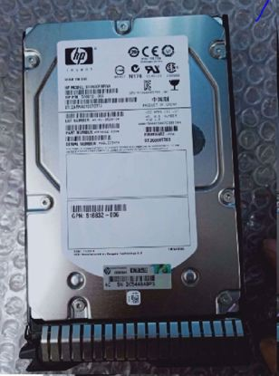 "Picture of HP G1-G7 Proliant HDD 3.5"" SAS 516810-003, HPD3 600GB"