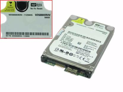 "Picture of Western Digital WD5000KMVW HDD 2.5"" USB 3.0 WD5000KMVW-11ZSMS5"