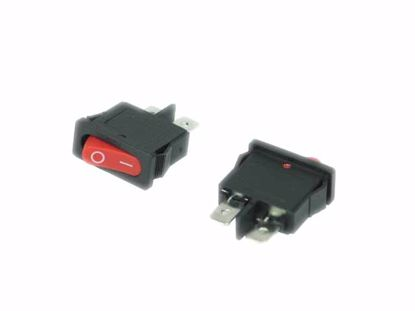 Picture of Juye Switch Type Switch- Rocker KCD1 B4 21x9.5x17.7mm Ht.