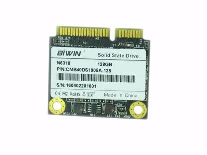 Picture of BIWIN N6318 SSD mSATA 128GB & Below 128GB, N6318, CMB40DS1905A-128, 29.85x26.8x3.85mm