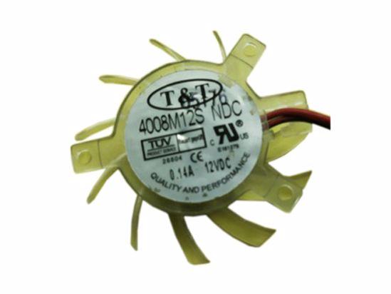 Picture of T&T 4008M12S Server-Frameless / GPU Fan 4008M12S, NDC