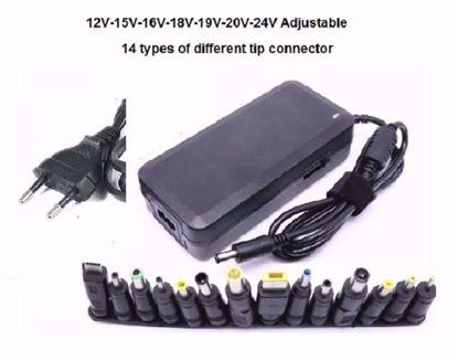 505D. Output DC 12 to 24V 120W. 5V 2.4A USB Port