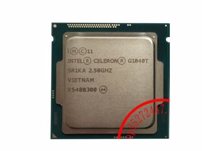 Picture of Intel G1840T CPU ITNEL CELERON G1840T, SR1KA, 773225-001