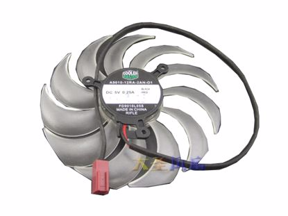 Picture of Cooler Master A9010-12RA-2AN-O1 Server-Frameless / GPU Fan A9010-12RA-2AN-O1, FD9010L05S