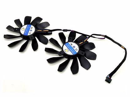 Picture of XFX CF1010U12S Server-Frameless / GPU Fan CF1010U12S