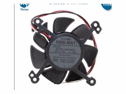 Picture of NMB-MAT / Minebea 2410EL-04W-M59 Server-Frameless / GPU Fan 2410EL-04W-M59, K01