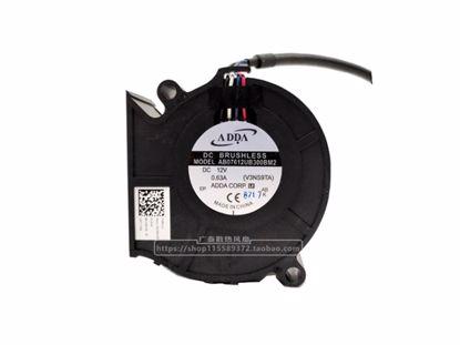Picture of ADDA AB07612UB300BM2 Server-Blower Fan AB07612UB300BM2