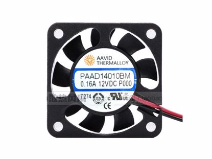 Picture of AAVID PAAD14010BM Server-Square Fan PAAD14010BM, P000