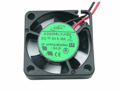 Picture of ADDA AD0205LX-K50 Server-Square Fan AD0205LX-K50, (X)