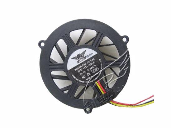 Picture of CCHV EFWF-45105M-B Server-Frameless / GPU Fan EFWF-45105M-B