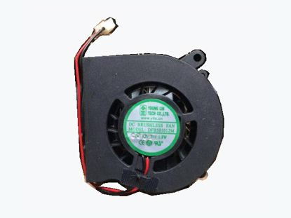 Picture of Young Lin Tech DFB501012M Server-Frameless / GPU Fan DFB501012M